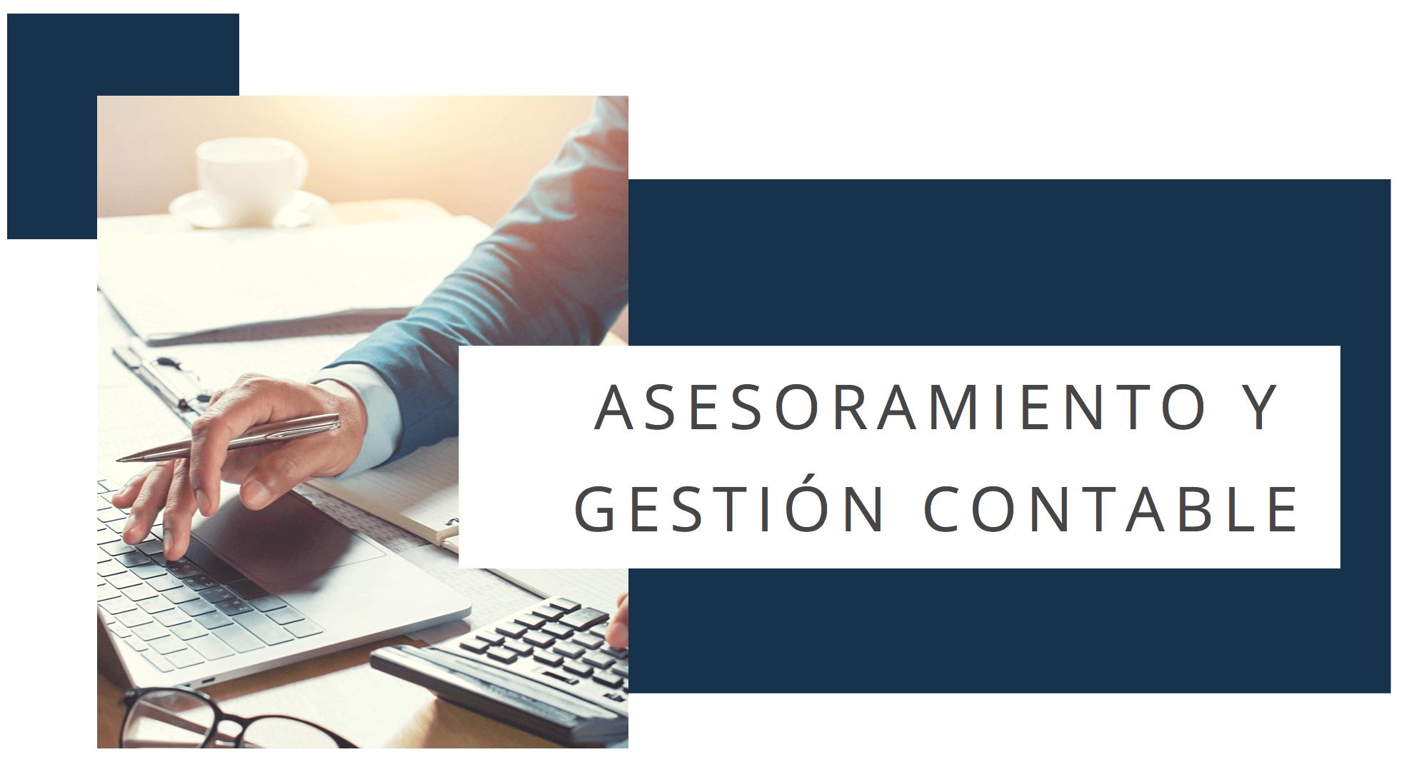 asesoramiento y gestión contable